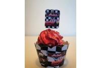 Cupcake personalizado Carros