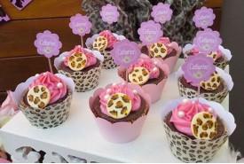 Cupcake personalizado para Aniversários CUP 61
