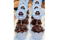 Cupcake personalizado CUP 63
