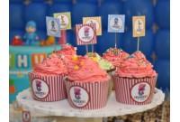 Cupcake Personalizado Pocoyo CUP 66