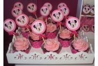 Cupcake Personalizado Minnie CUP 67