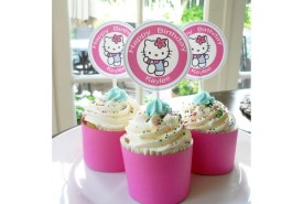 Cupcake Personalizado Hello Kitty CUP 70