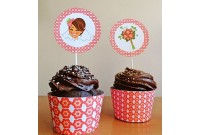 Cupcake Personalizado CUP 74