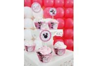 Cupcake Personalizado Minie CUP 75