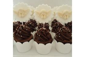 Cupcake Personalizado Anjinhos CUP 76