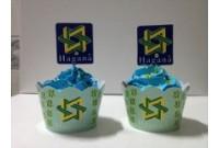 Cupcake Para Empresa - Hagana