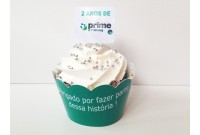 Cupcake Para Empresa Prime Interway