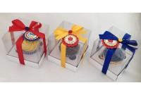 Cupcake Para Eventos - Branca de Neve
