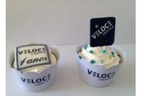 Cupcake Para Empresa - Veloce