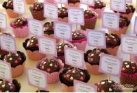 Cupcake personalizado para Aniversários