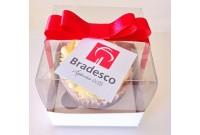 Cupcake Promocional - Bradesco