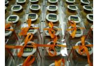 Cupcake Promocional - Itaú