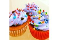 Mini Cupcakes Colorido